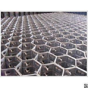 Sell Hexagonal Shape Hexsteel Mesh, High Temperature Resistant