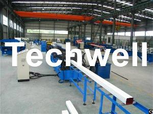 Rectangular Downspout Roll Forming Machine
