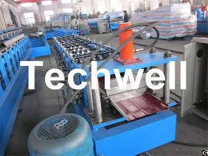 Standing Seam Profile Roll Forming Machine