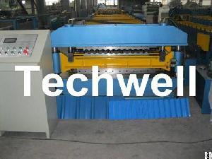 Ibr Panel Roll Forming Machine