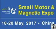 The 15th Shenzhen China International Small Motor And Magnetic Materials Expo