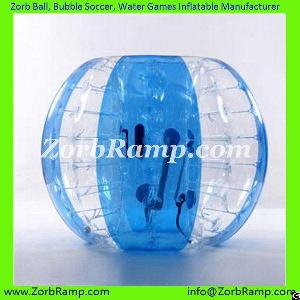 Bubble Ball Soccer Suit Human Body Zorbing Balls