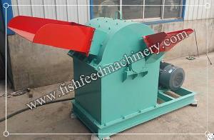 9fq Series Fish Feed Hammer Mill 150-250kg / H Fy-360