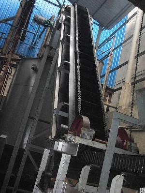 Djb / Djs Corrugated Wall-side Conveyor