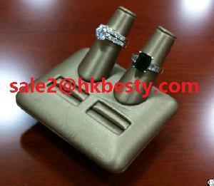Glossy Diamond Ring Tiny Display Stand