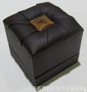 Luxury And High Quality Pu Jewelry Display Box Sell In Good Price