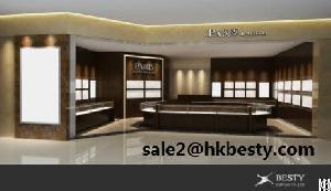 Luxury Jewellery Retail Store Designed By Besty Display