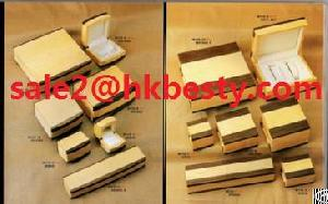 Wooden Jewellery Display Box Series Jewelry Display Box