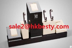 Wooden Watch Display Stand In Different Style With Factory Price