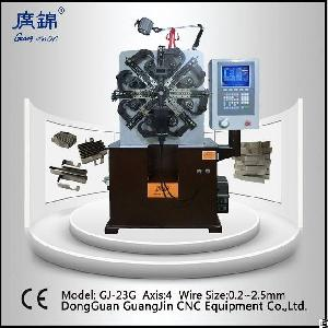 Cnc Spring Machine For Resistor Of Air Intake Heater