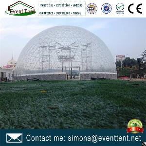 Luxury Half Dome Tents Geodesic Dome Tent With Clear Pvc Fabric & Clear Span Half Transparent Inflatable Giant Dome Tent Wine Party ...