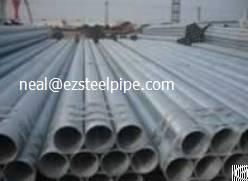 Erw Steel Pipe Structure Tube Scaffolding Steel Tube