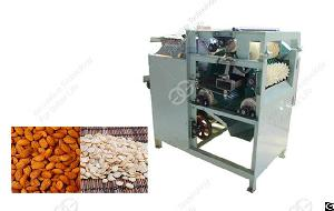 Hot Sale Almond Skin Removing Machine With High Efficient