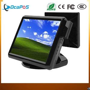 Pos Machine / Terminal / All In One Pos Pc In Factory Price With Ce, Fcc Dcapos