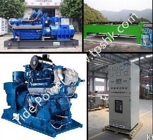 Mwm Natural Gas Biogas Generator Set