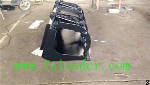 Skid Steer Loader Grapple Bucket