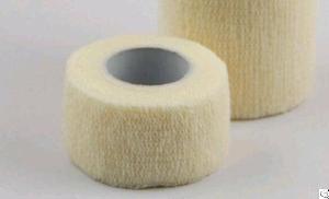 Demo Medical 100% Cotton Elastic Adhesive Bandage, Cotton Cohesive Bandages