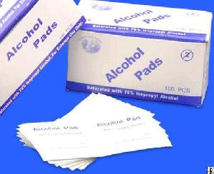 Demo Medical Alcohol Wipes