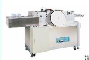 Demo Medical Automatic Tie On Non-woven Face Mask Welding Machine