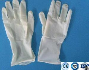 Demo Medical Ce Iso Fda Powdered Or Powder Free Latex Nitirle Vinyl Examination Gloves
