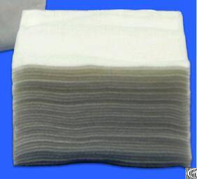 Demo Medical Ce Iso13485 Fda Approval Non Woven Sponge
