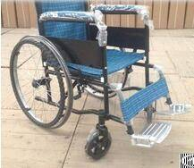 Demo Medical Fda Approved Disposable Medical Wheelchair