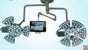 Demo Medical Led Surgical Lamp With Camera