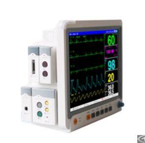 Demo Medical Multiparameter Modular Patient Monitor