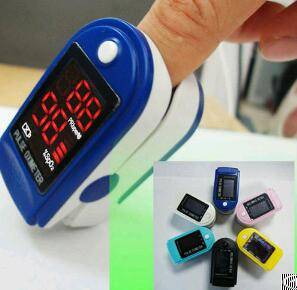 Demo Portable Designed Led Display Finger Clip Pulse Oximeter Walmart With Pulse Oximeter Sensor