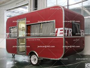 Caravan With Good Quality And Competitive Price