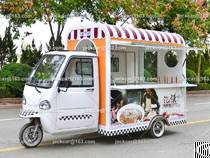 Food Tricycle With Good Quality And Competitive Price