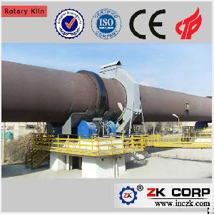 Rotary Kiln Of Calcined Coal Gangue Equipment