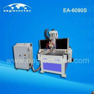 Stone Aluminum Brass Engraving Mini Cnc Carving Machine From China