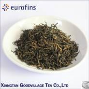 Organic China Famous Green Black Tea