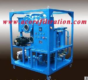Mobile Transformer Oil Purification Plant