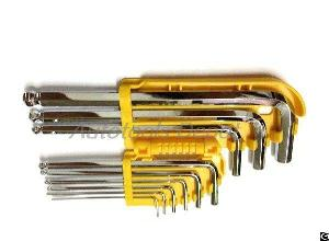 ball hex keys