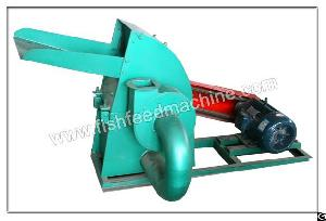 Fish Feed Hammer Mill Ams360 With 150-250kg / H Capacity
