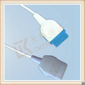 Ge 11 Pin Spo2 Adapter Cable Masimo Lnop Module