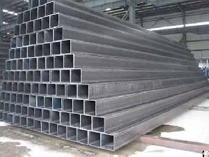 Black Astm A500 Grade B Steel Pipe In China Dongpengboda