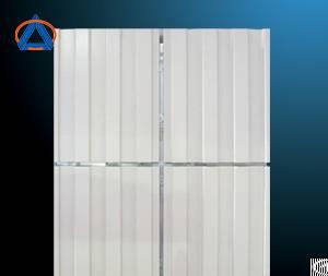 aluminum shape panel