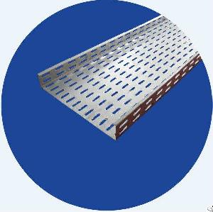 Hot Dipped Galvanized Perforated Cable Tray