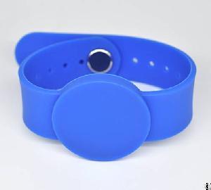 Rfid Silicone Wristband Tag Zt-ch-gj038