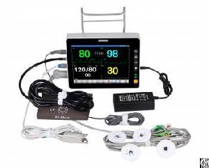 Best Price 8inch Patient Monitor / Multiparameter Patient Monitor Rsd-6000