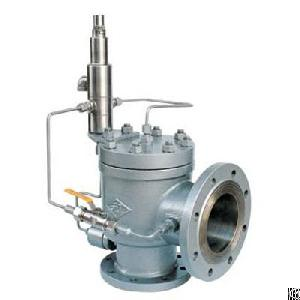 A46y Pilot Operated Safety Valve Posv , Wcb, Cf8, Cf8m