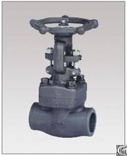 Forged Steel Bolted Bonnet Gate Valve, Class 150 / 300 / 600 / 800