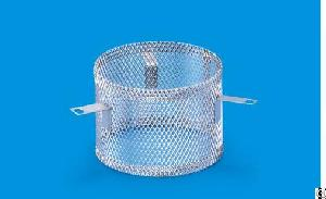 shielding mesh tube