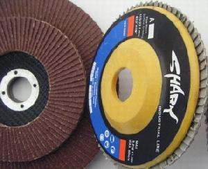 coated abrasives aluminum flap disc