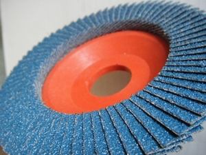 coated abrasives turbo zirconia flap disc