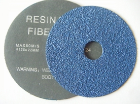 coated abrasives zirconia fiber disc