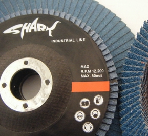 coated abrssives zirconia flap discs